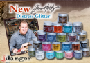 Ranger, Tim Holtz Distress Glitter